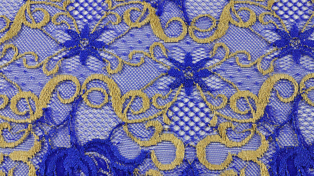 120384 Persian Blue :Gold